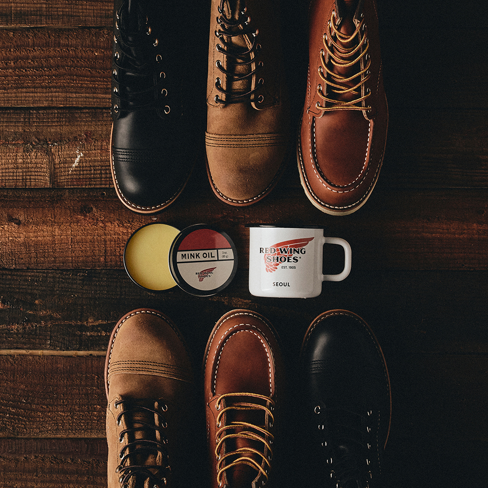 [EVENT] REDWING BOOTS EVENT!
