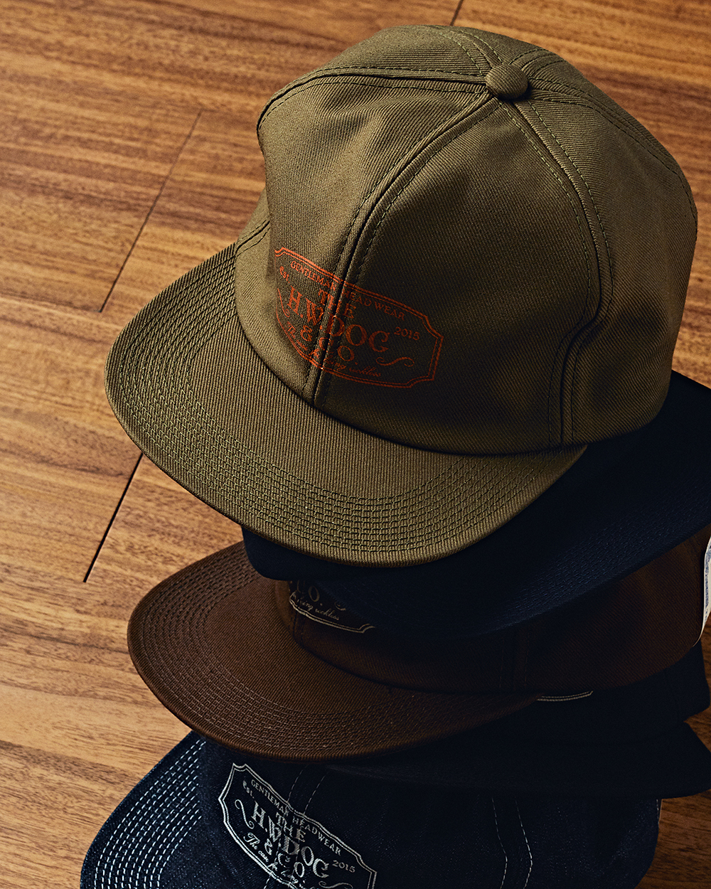 [THE H.W DOG&CO] US MILITARY CAP